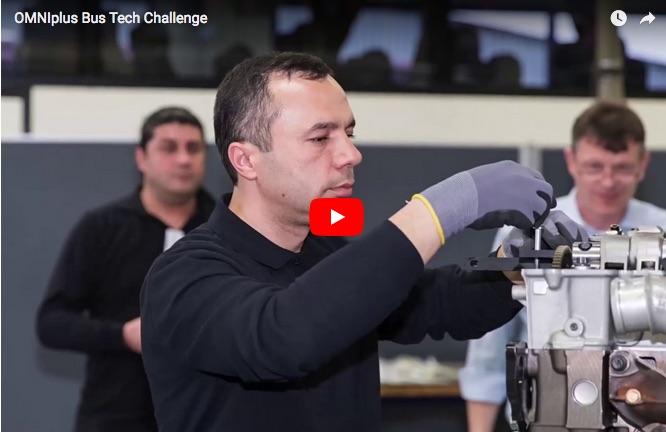 Video Bus Tech Challenge OMNIplus