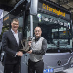 "Citaro Hybrid è ""Bus of the Year"" 2019"
