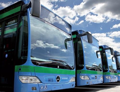 Autoguidovie consegna a Citaro a Monza