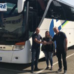 Autobus setra usato a Pop Torus autunno 2018