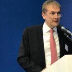 Heinz friedrich CEO Evobus IBE 2018