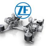 ZF AVE130 Ponte elettrico