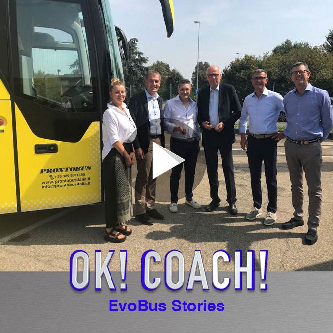 Consegna Mercedes 2018 a Prontobus