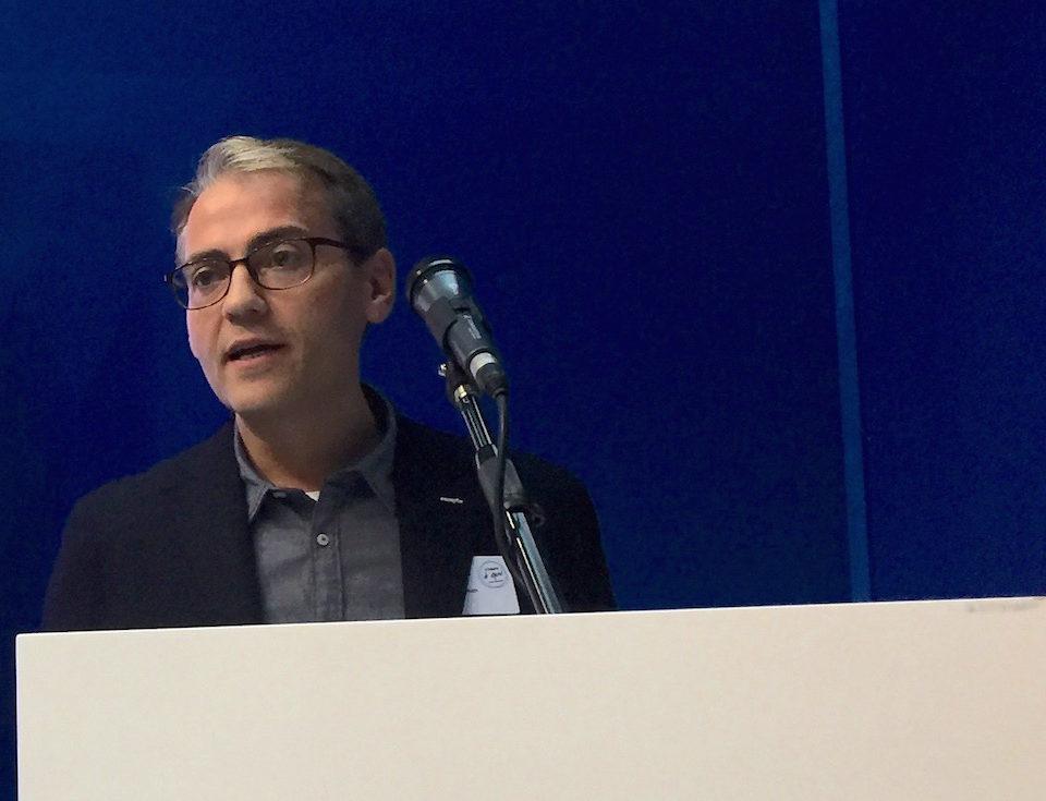 Reinhold Unmuth IBE 2018 Evobus