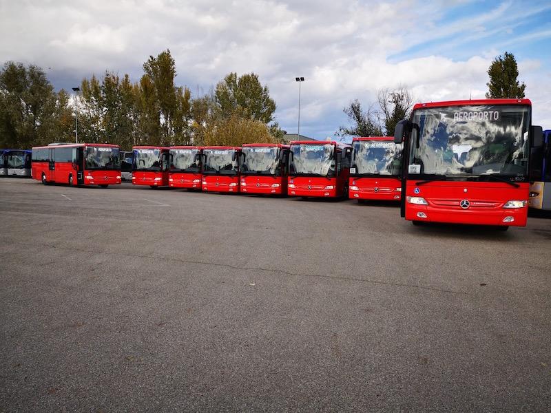 Consegna Mercedes-Benz 2018 a Sais Autolinee
