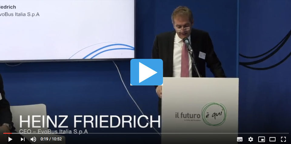 Video_Speech_Friedrich conferenza stampa EvoBus Itala IBE 2018