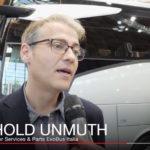 Intervista IBE2018 a Unmuth EvoBus OMNIplus