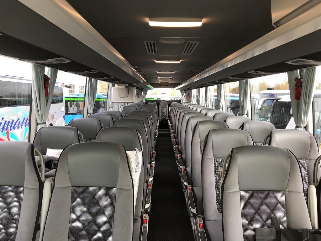 Consegna Mercedes 2018 a SAP Pizzo a bordo