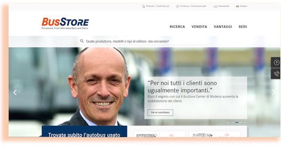 Nuovo sito Bustore