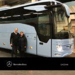 Consegna Mercedes Benz 2018 a Gazzani