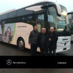 Consegna Mercedes 2018 Giallonardo