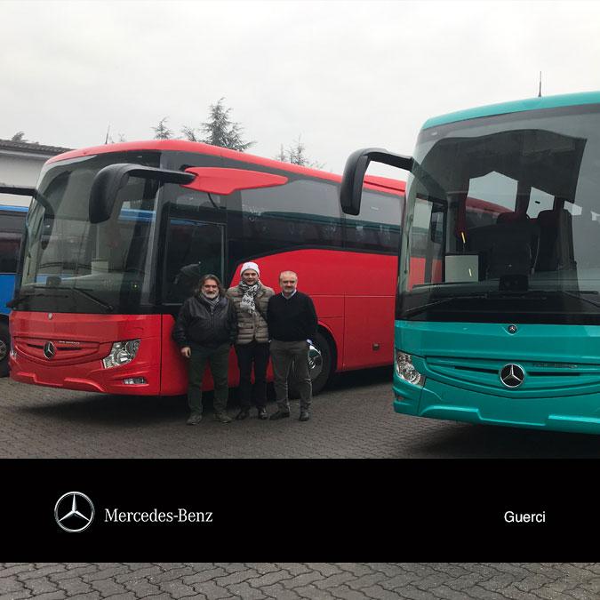 Consegna MercedesBenz 2018 Guerci