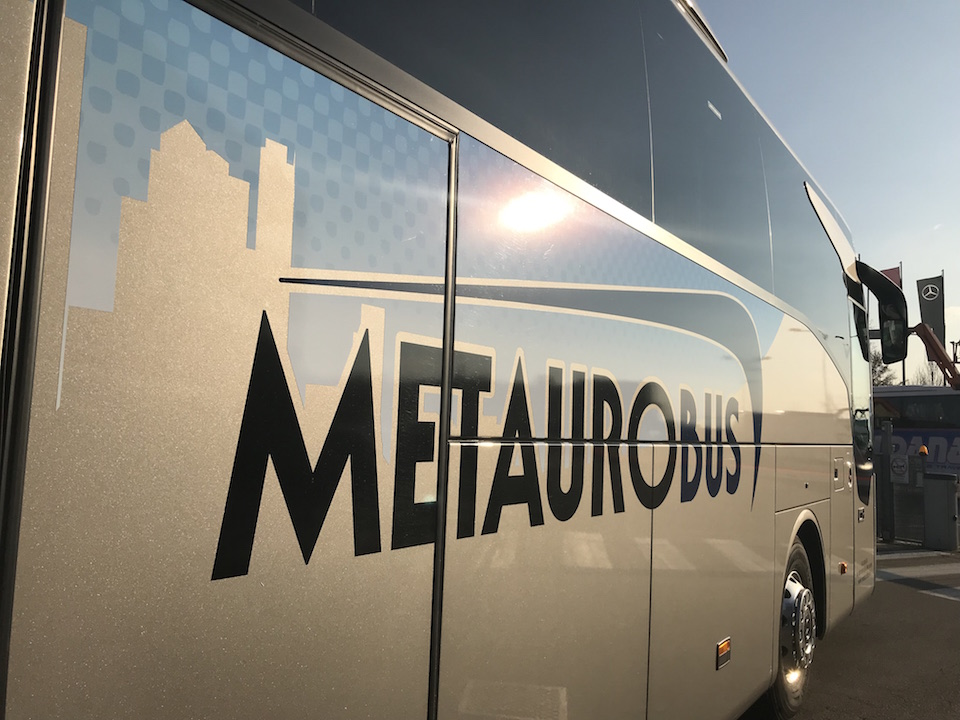 Consegna Mercedes 2018 Metauro