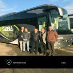 Consegna Mercedes-Benz 2018 a Sabba