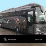 Consegna Mercedes 2018 Vivalda