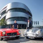 Mercedes-Benz e Porche