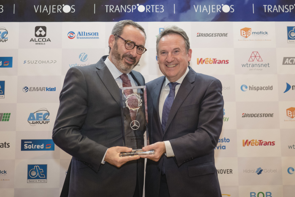 Mercedes-Benz eCitaro è City Bus of the Year 2019 in Spagna