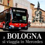 consegna Mercedes Citaro Ibridi a Bologna 2019 TPER