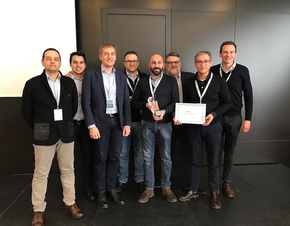 Bus Tech challenge 2019 OMNIplus EvoBus delegazioni italiana