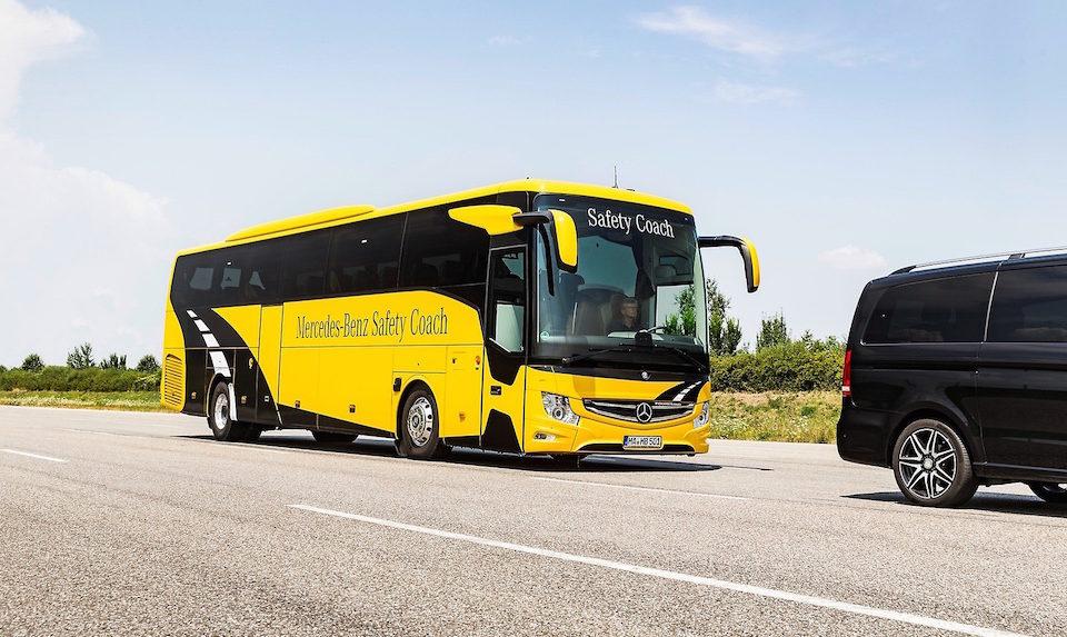 Alfabeto sicurezza Mercedes-Benz dalla E alla S
