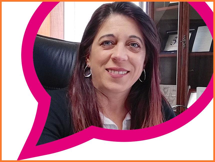 Angela Petruzzi Intervista al femminile 2019