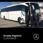 Consegna Mercedes-Benz 2019 a Europabus
