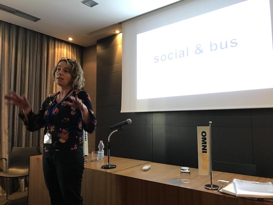 Isabella Dapinguente Meeting regionali 2019 della Rete Assistenza OMNIplus SPA