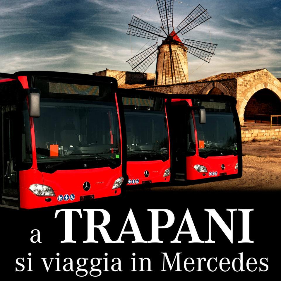 Consegna Mercedes-Benz 2019 a ATM Trapani