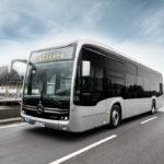 Mercedes-Benz eCitaro ad Amburgo VHH