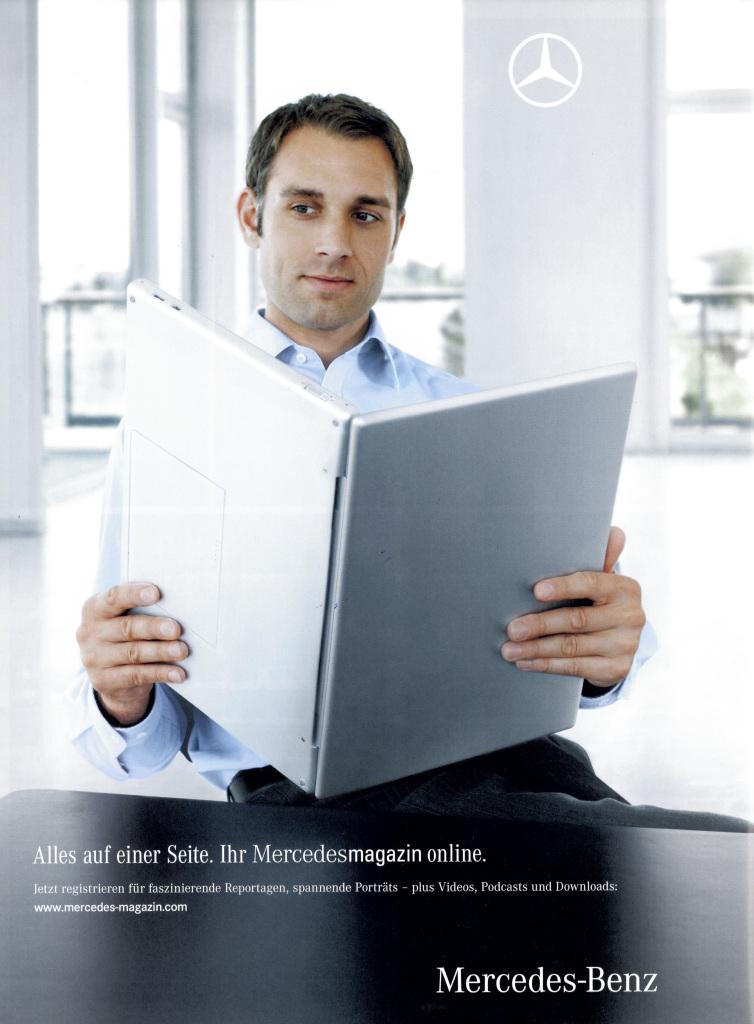 Magazine Mercedes-Benz
