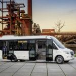 Sprinter City 75 Mercedes-Benz minibus dell'anno 2019