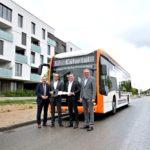 eCitaro Mercedes-Benz a Mannheim