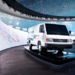 25 anni Necar Daimler Mercedes-Benz