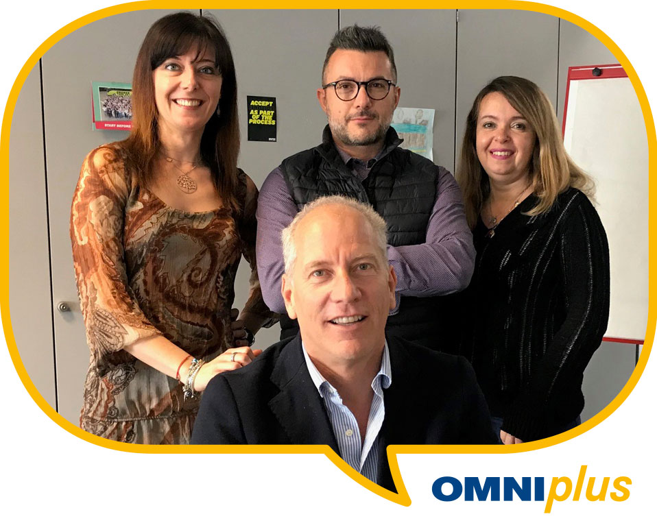 Team commerciale OMNIplus