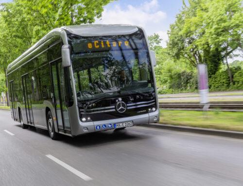 Oltre 7 milioni di chilometri percorsi per i veicoli elettrici Daimler Trucks & Buses