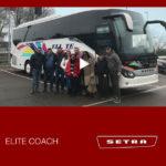 Elite coach consegna Setra 2018