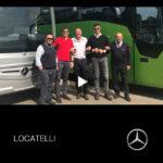 Locatelli Consegna 2019 Mercedes-Benz Tourismo