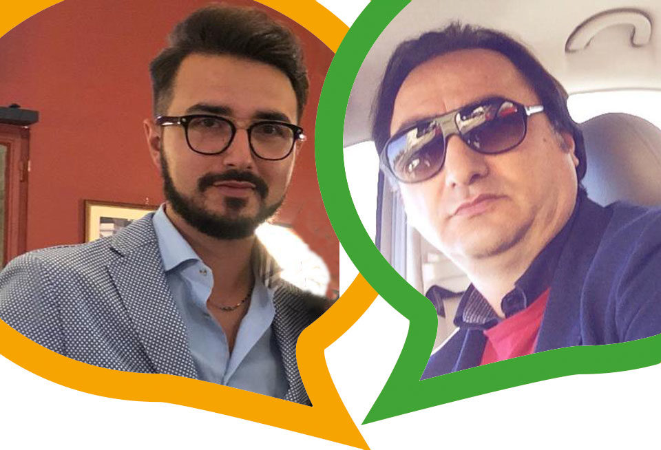 Gennaro e Francesco Sassi Sassi Autoservizi Intervista doppia