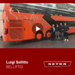 Consegna Setra 2019 a Sellitto