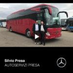 Consegna Mercedes Benz 2019 a Presa
