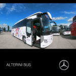 Consegna Mercedes 2019 a ALTERINI BUS