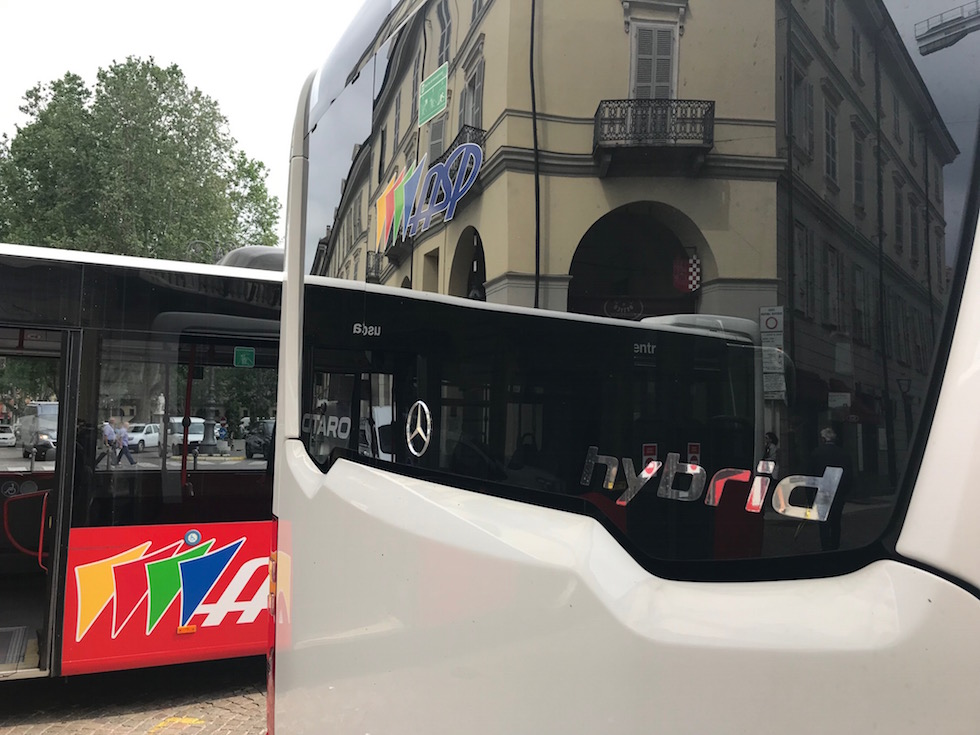 Presentazione nuovi mezzi ASP ad Asti il 7/6/2019