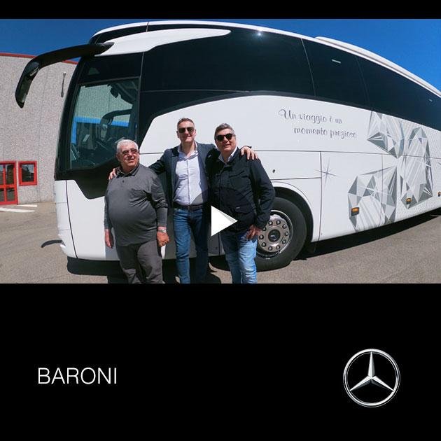Consegna Mercedes 2019 a BARONI