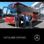 Consegna Mercedes 2019 a CAPONIO