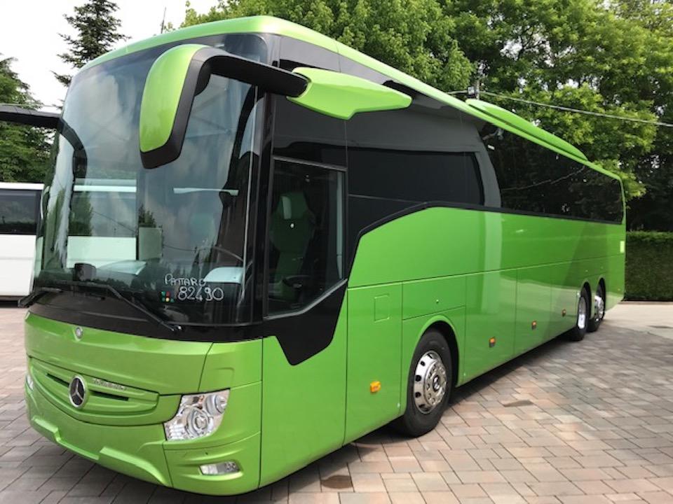 Consegna Mercedes 2019 a PATTARO
