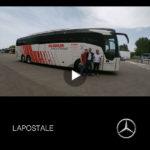 Consegna Mercedes 2019 a LAPOSTALE