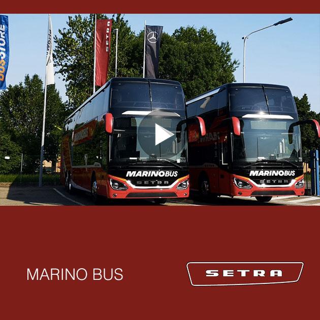 Consegna SETRA 2019 a MARINO