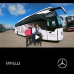 Consegna Mercedes 2019 a MINELLI