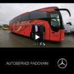 Consegna Mercedes 2019 a AUTOSERVIZI PADOVANI