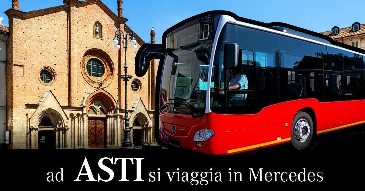 Ad Asti si viaggia in Mercedes 2019 per ASP